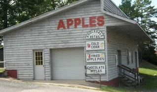 Chocolate Apple House