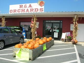 R&A Apple House