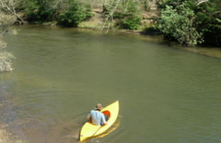 Deep Hole Kayak