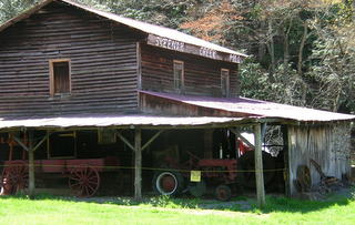 Skeenah Creek Mill 1