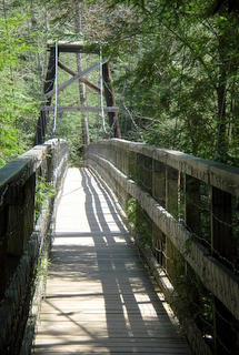 Swinging Bridge Approach