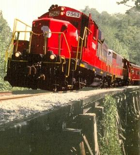 Blue Ridge RR Bridge