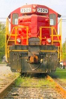 Blue Ridge RR Enginee